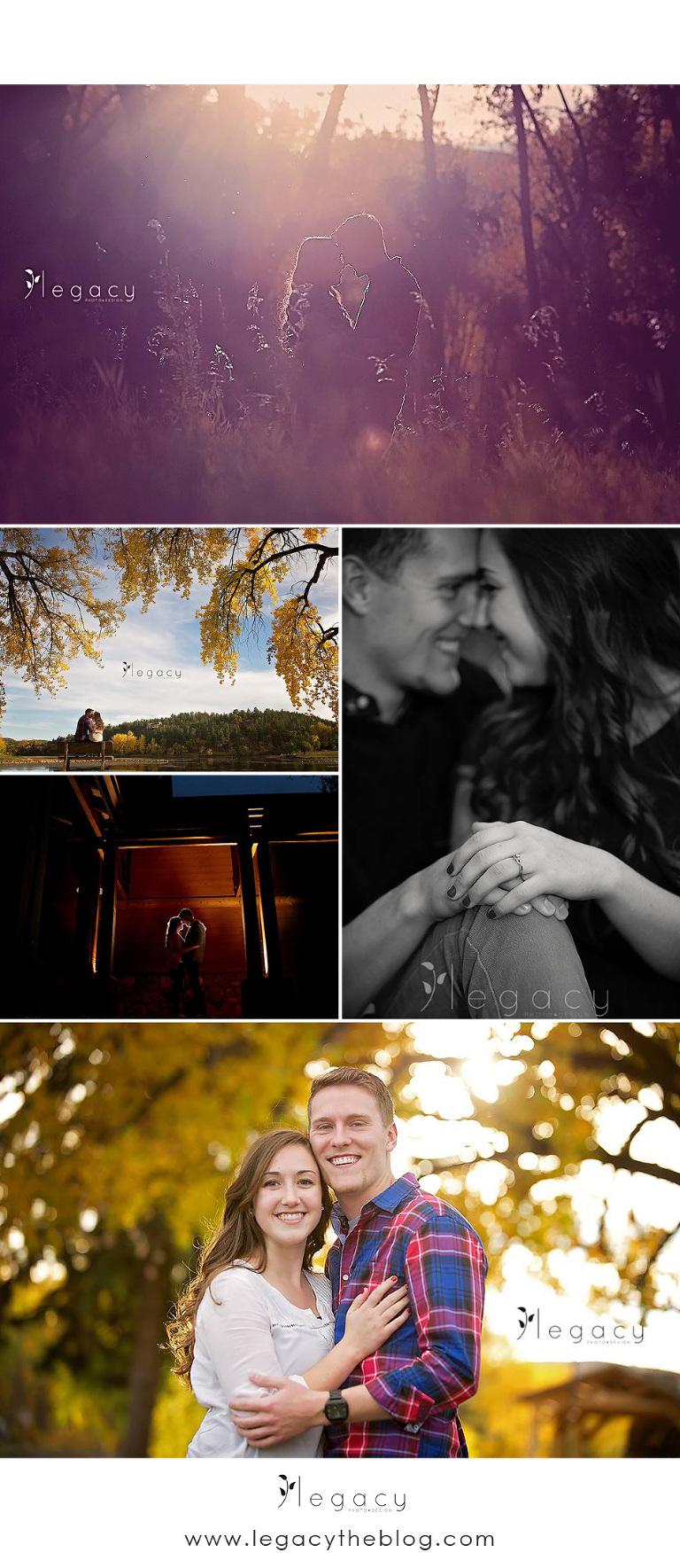 Kate and Alan | Engagement Session {Rapid City Wedding Photography} » legacytheblog.com