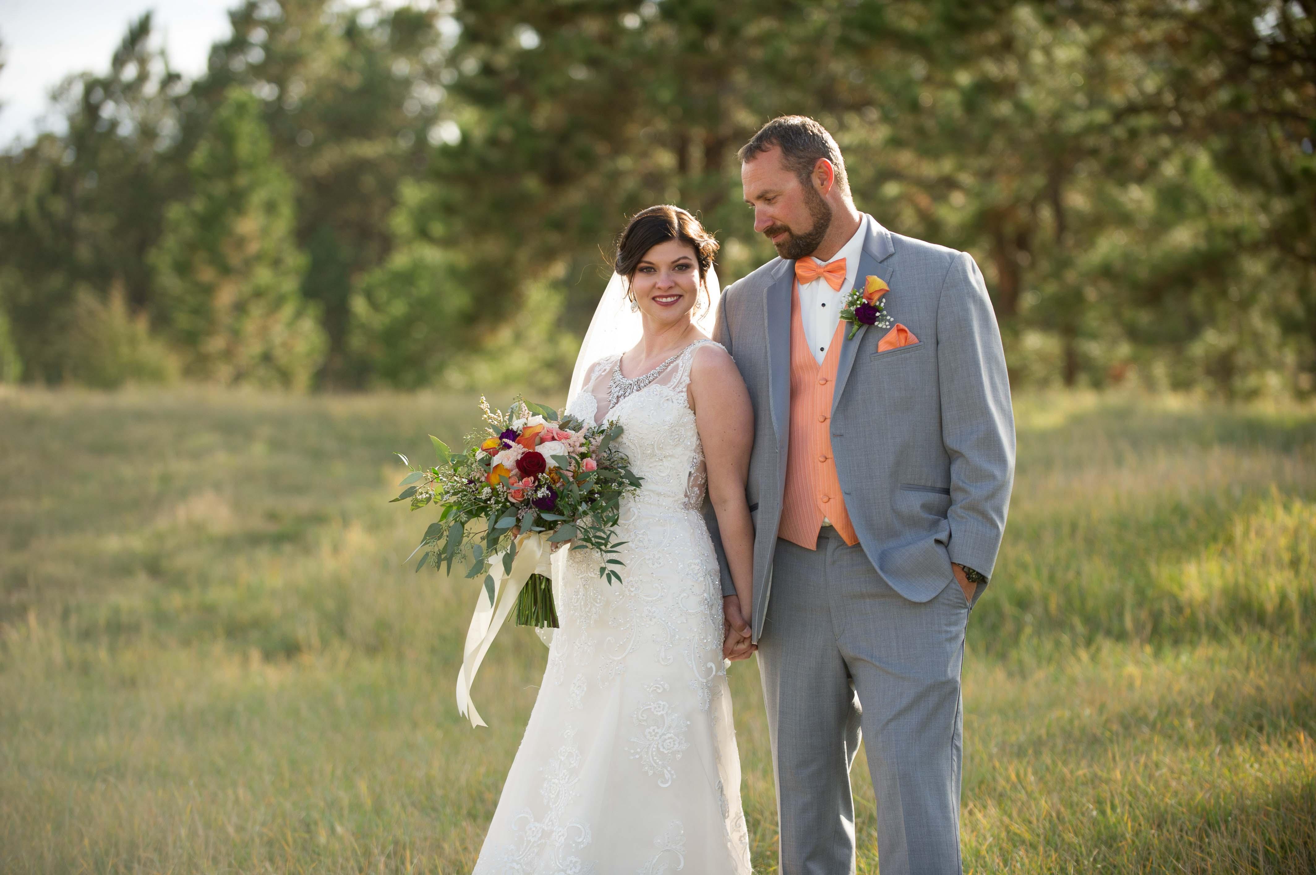 Ashley and Angelo {Rapid City Wedding Photography} • legacytheblog.com
